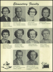 Page 14, 1953 Edition, Lord Baltimore High School - Eagles Nest Yearbook (Ocean View, DE) online yearbook collection