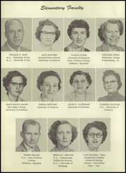 Page 10, 1955 Edition, Lord Baltimore High School - Eagles Nest Yearbook (Ocean View, DE) online yearbook collection