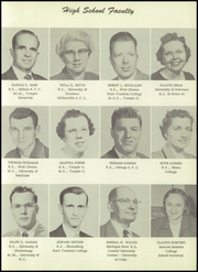 Page 11, 1955 Edition, Lord Baltimore High School - Eagles Nest Yearbook (Ocean View, DE) online yearbook collection