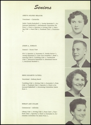 Page 15, 1955 Edition, Lord Baltimore High School - Eagles Nest Yearbook (Ocean View, DE) online yearbook collection