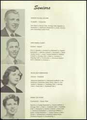Page 16, 1955 Edition, Lord Baltimore High School - Eagles Nest Yearbook (Ocean View, DE) online yearbook collection