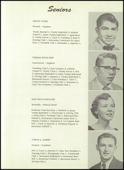 Page 17, 1955 Edition, Lord Baltimore High School - Eagles Nest Yearbook (Ocean View, DE) online yearbook collection