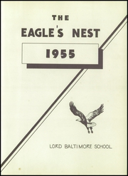 Page 5, 1955 Edition, Lord Baltimore High School - Eagles Nest Yearbook (Ocean View, DE) online yearbook collection
