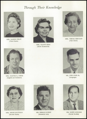 Page 11, 1958 Edition, Lord Baltimore High School - Eagles Nest Yearbook (Ocean View, DE) online yearbook collection