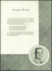 Page 14, 1958 Edition, Lord Baltimore High School - Eagles Nest Yearbook (Ocean View, DE) online yearbook collection