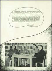 Page 6, 1958 Edition, Lord Baltimore High School - Eagles Nest Yearbook (Ocean View, DE) online yearbook collection