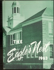 1963 Edition, Lord Baltimore High School - Eagles Nest Yearbook (Ocean View, DE)