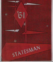 Page 1, 1961 Edition, Delaware State College - Statesman Yearbook (Dover, DE) online yearbook collection