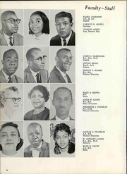 Page 12, 1961 Edition, Delaware State College - Statesman Yearbook (Dover, DE) online yearbook collection