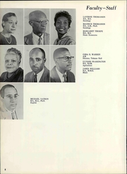 Page 14, 1961 Edition, Delaware State College - Statesman Yearbook (Dover, DE) online yearbook collection