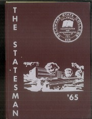1965 Edition, Delaware State College - Statesman Yearbook (Dover, DE)