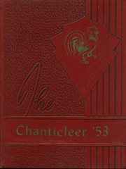 Page 1, 1953 Edition, Middletown High School - Chanticleer Yearbook (Middletown, DE) online yearbook collection