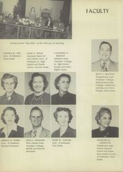 Page 12, 1953 Edition, Middletown High School - Chanticleer Yearbook (Middletown, DE) online yearbook collection