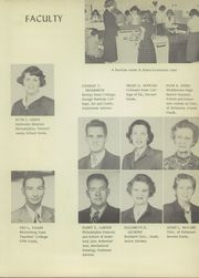 Page 13, 1953 Edition, Middletown High School - Chanticleer Yearbook (Middletown, DE) online yearbook collection