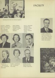 Page 14, 1953 Edition, Middletown High School - Chanticleer Yearbook (Middletown, DE) online yearbook collection