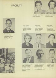 Page 15, 1953 Edition, Middletown High School - Chanticleer Yearbook (Middletown, DE) online yearbook collection