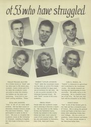Page 17, 1953 Edition, Middletown High School - Chanticleer Yearbook (Middletown, DE) online yearbook collection