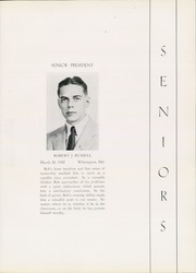 Page 17, 1939 Edition, Sanford Preparatory School - Chrysalis Yearbook (Hockessin, DE) online yearbook collection