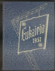 Page 1, 1951 Edition, Wesley College - Eukairia Yearbook (Dover, DE) online yearbook collection