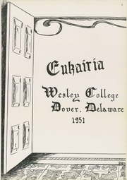 Page 11, 1951 Edition, Wesley College - Eukairia Yearbook (Dover, DE) online yearbook collection