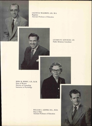 Page 15, 1955 Edition, The Kings College - Crown Yearbook (New Castle, DE) online yearbook collection