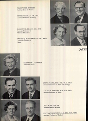 Page 16, 1955 Edition, The Kings College - Crown Yearbook (New Castle, DE) online yearbook collection