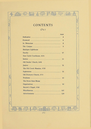 Page 11, 1930 Edition, University of Delaware Womens College - Blue and Gold Yearbook (Newark, DE) online yearbook collection