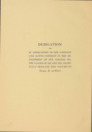 Page 7, 1930 Edition, University of Delaware Womens College - Blue and Gold Yearbook (Newark, DE) online yearbook collection