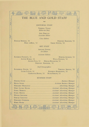 Page 9, 1930 Edition, University of Delaware Womens College - Blue and Gold Yearbook (Newark, DE) online yearbook collection