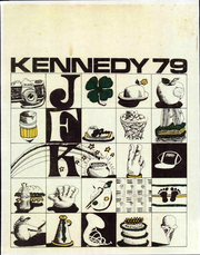 1979 Edition, John F Kennedy High School - Eternal Flame Yearbook (La Palma, CA)
