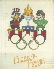1984 Edition, John F Kennedy High School - Eternal Flame Yearbook (La Palma, CA)