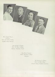 Page 13, 1937 Edition, Archmere Academy - Patio Yearbook (Claymont, DE) online yearbook collection