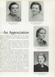 Page 11, 1940 Edition, Archmere Academy - Patio Yearbook (Claymont, DE) online yearbook collection