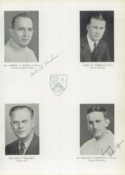 Page 15, 1940 Edition, Archmere Academy - Patio Yearbook (Claymont, DE) online yearbook collection