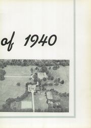 Page 7, 1940 Edition, Archmere Academy - Patio Yearbook (Claymont, DE) online yearbook collection