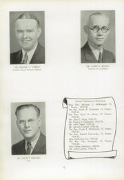 Page 16, 1942 Edition, Archmere Academy - Patio Yearbook (Claymont, DE) online yearbook collection