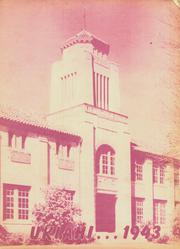 Ukiah High School - Wildcat Yearbook (Ukiah, CA) online yearbook collection, 1943 Edition, Page 1