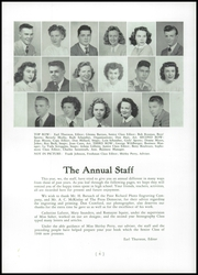 Page 10, 1948 Edition, Ukiah High School - Wildcat Yearbook (Ukiah, CA) online yearbook collection