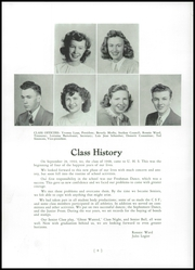Page 12, 1948 Edition, Ukiah High School - Wildcat Yearbook (Ukiah, CA) online yearbook collection