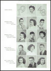 Page 13, 1948 Edition, Ukiah High School - Wildcat Yearbook (Ukiah, CA) online yearbook collection
