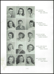 Page 14, 1948 Edition, Ukiah High School - Wildcat Yearbook (Ukiah, CA) online yearbook collection