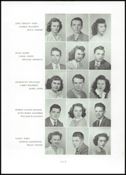 Page 15, 1948 Edition, Ukiah High School - Wildcat Yearbook (Ukiah, CA) online yearbook collection