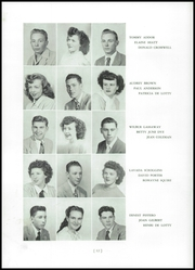 Page 16, 1948 Edition, Ukiah High School - Wildcat Yearbook (Ukiah, CA) online yearbook collection