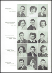 Page 17, 1948 Edition, Ukiah High School - Wildcat Yearbook (Ukiah, CA) online yearbook collection