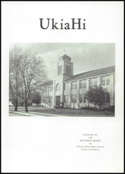 Page 5, 1948 Edition, Ukiah High School - Wildcat Yearbook (Ukiah, CA) online yearbook collection