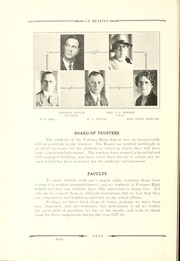 Page 12, 1928 Edition, Ventura High School - Black Gold Yearbook (Ventura, CA) online yearbook collection