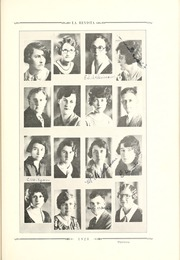 Page 17, 1928 Edition, Ventura High School - Black Gold Yearbook (Ventura, CA) online yearbook collection