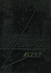 Ventura High School - Black Gold Yearbook (Ventura, CA) online yearbook collection, 1953 Edition, Page 1