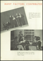 Page 10, 1954 Edition, Ventura High School - Black Gold Yearbook (Ventura, CA) online yearbook collection