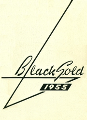 Ventura High School - Black Gold Yearbook (Ventura, CA) online yearbook collection, 1955 Edition, Page 1